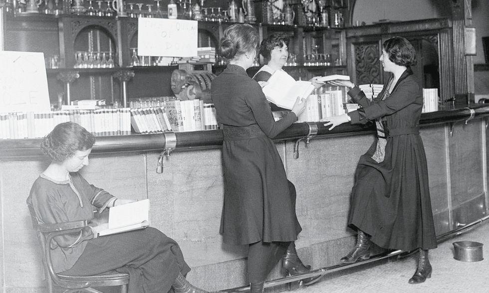 E i giovani di New York riscoprono librerie e vecchie edizioni