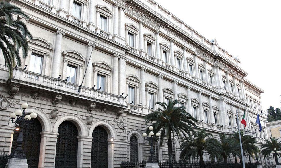Mps - Bankitalia, la banca è la proprietaria del suo controllore
