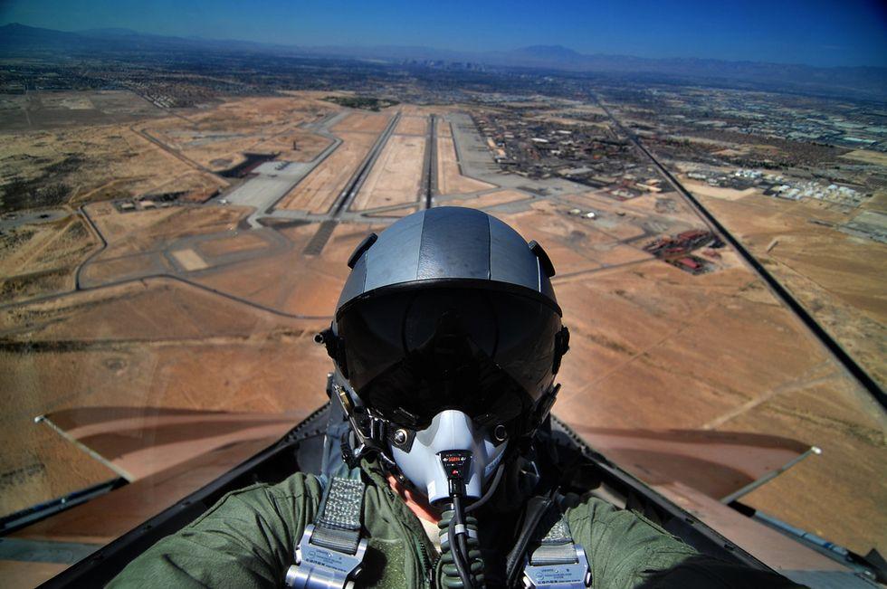 Così l'Air Force USA trasforma gli aerei in router wireless