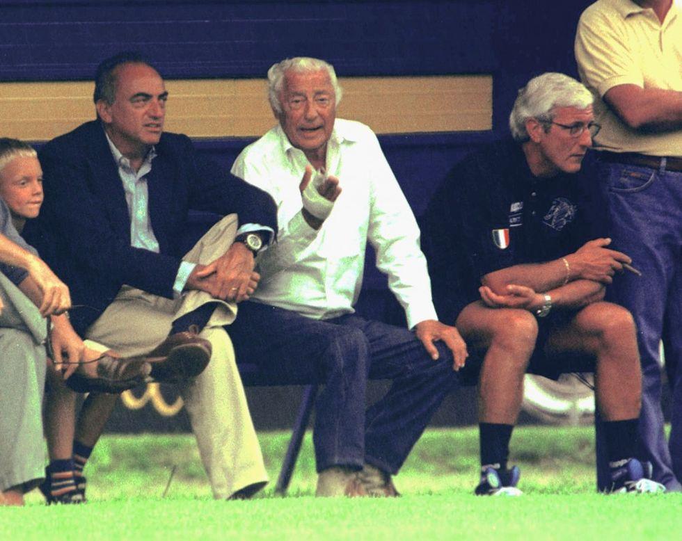 Gianni Agnelli e la Juve, storia di un grande amore