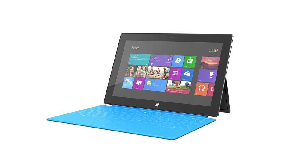 Microsoft Surface, da febbraio in Italia. Ecco i prezzi
