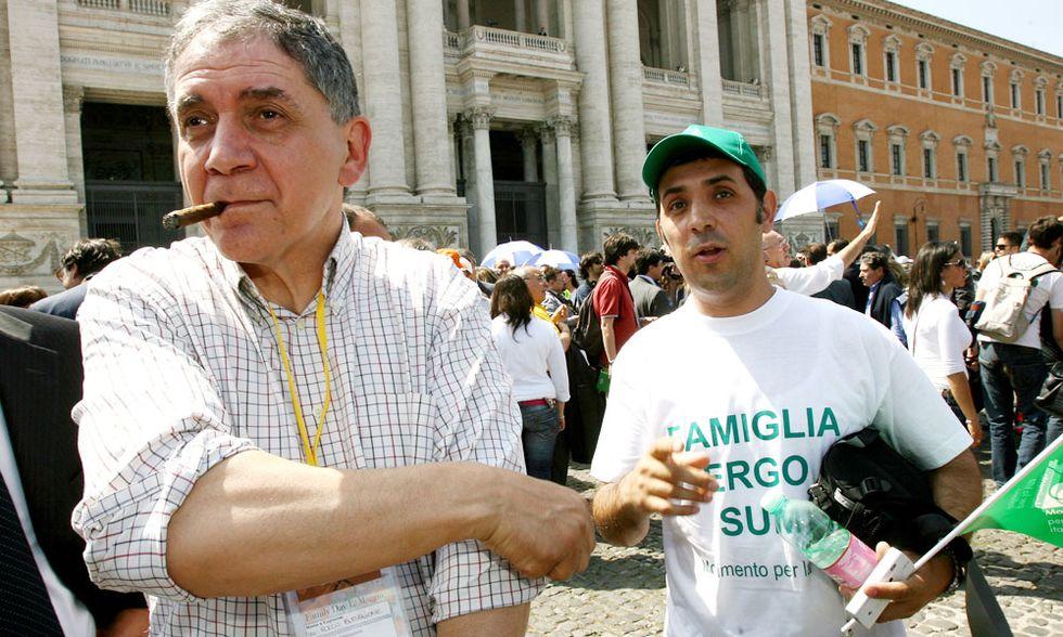 Buttiglione: Noi con Monti, oltre la Lista Monti