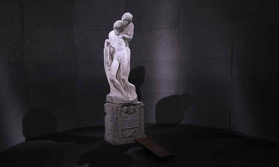 Trasferire la Pietà Rondanini a San Vittore?