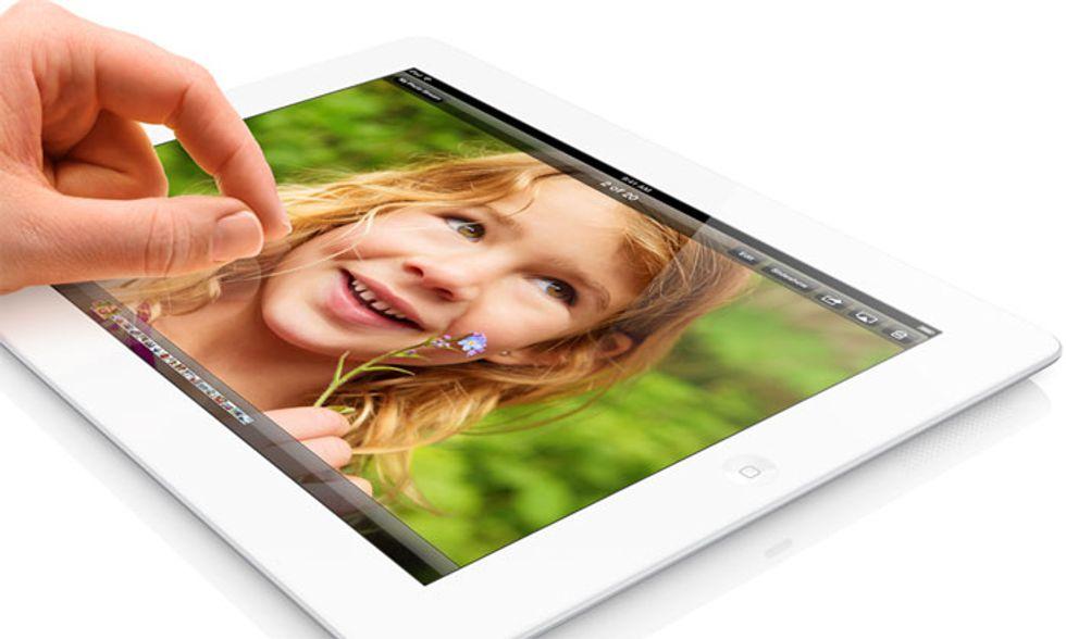 iPad: ecco il modello da 128 GB
