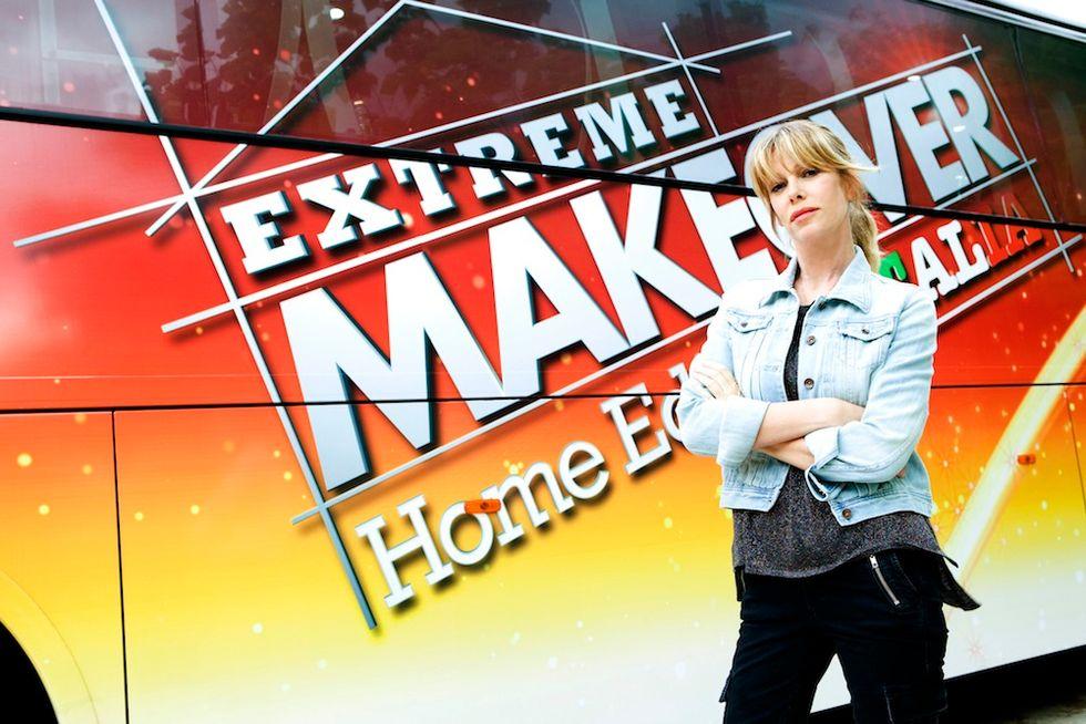 Tutti i segreti di Extreme Makeover Home Edition Italia