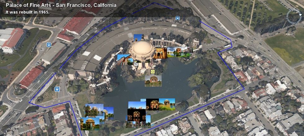 Google Earth, cosa c'è nell'ultimo aggiornamento