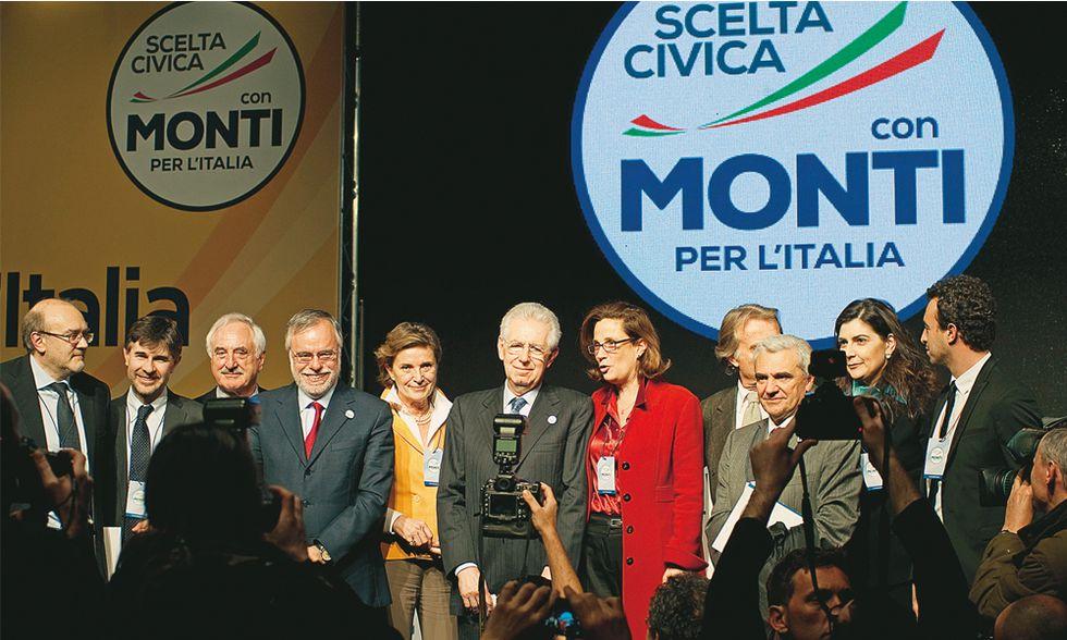 Homo montianus, fenomenologia alla vigilia del voto