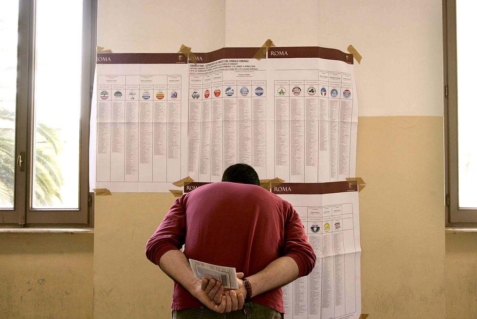 Le liste elettorali? Il rinnovamento è di facciata
