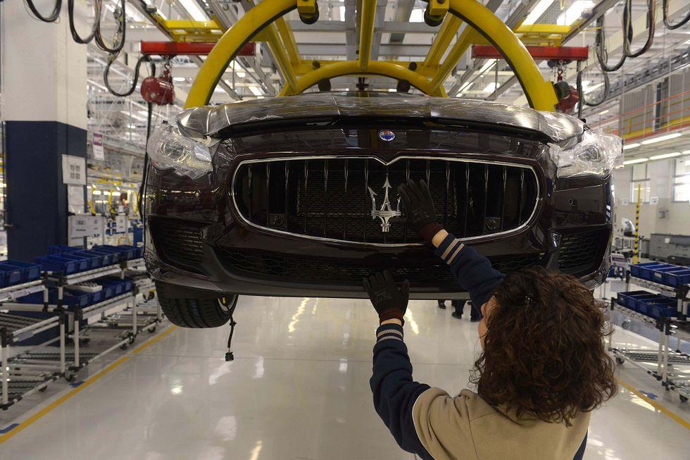 Fiat e alto di gamma: da Ferrari la tecnologia, dalla Chrysler i soldi