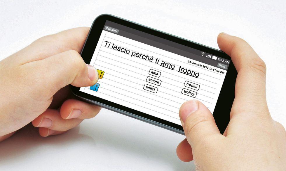 Smartphone: le nuove tastiere si fanno furbe
