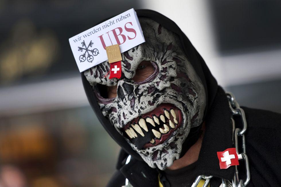 La Svizzera contro le liquidazioni d'oro