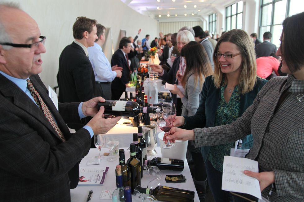 Gli Usa amano il vino italiano, ma la Spagna è una pericolosa antagonista