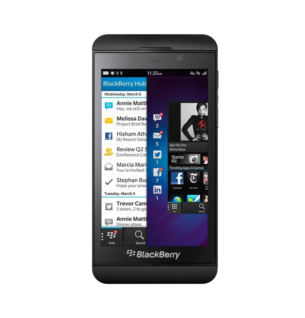 BlackBerry Z10: ecco perché può competere con iPhone (e Android)