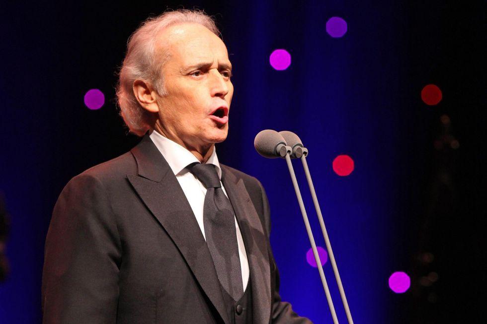 José Carreras, il cantante che investe nel made in Italy