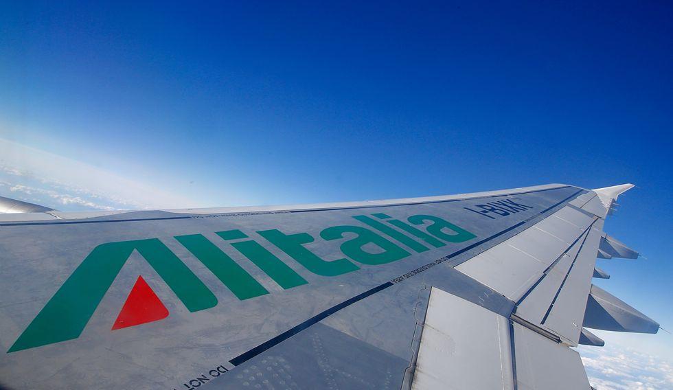 Alitalia, cercasi socio disperatamente