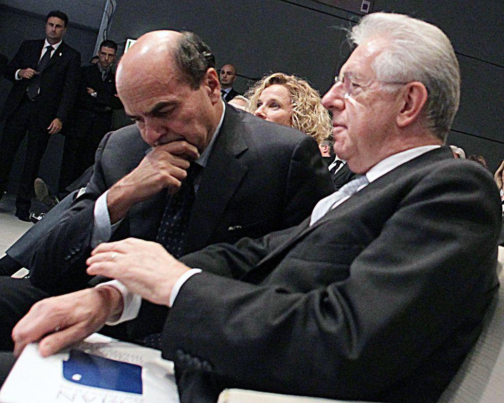 A Berlino nasce l'alleanza Monti-Bersani (e Merkel)