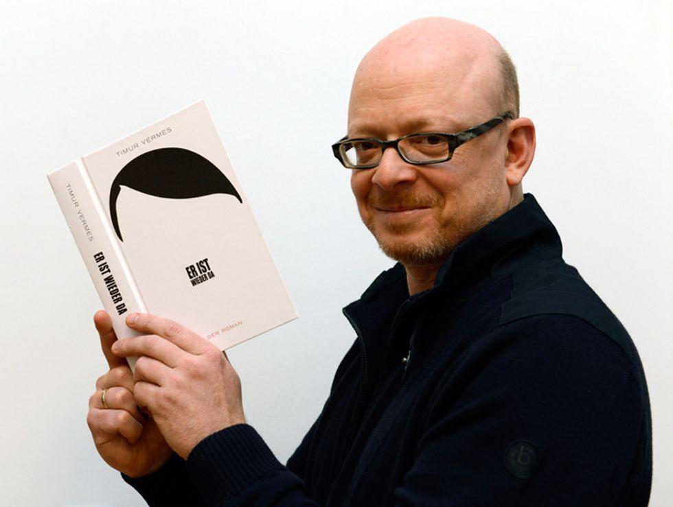 Il romanzo satirico su Adolf Hitler, bestseller in Germania