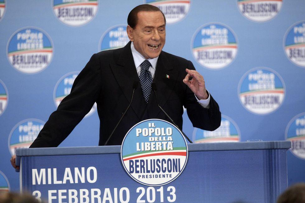 'La proposta choc di Berlusconi, una chiamata agli indecisi