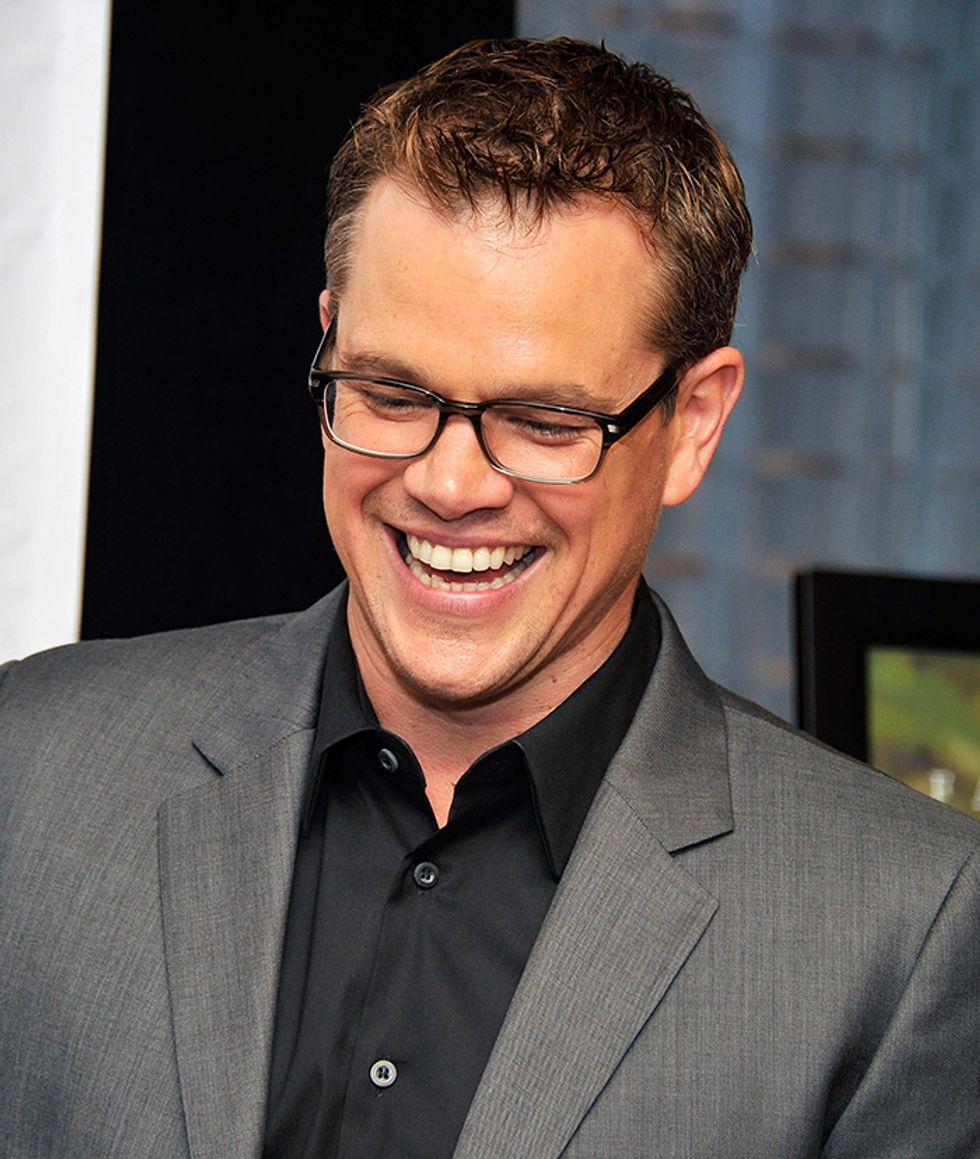 Damon's Creek: tutti gli amici di Matt Damon
