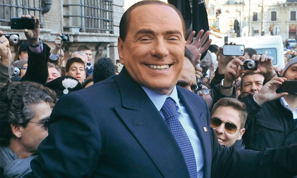 Silvio Berlusconi. Il piano B