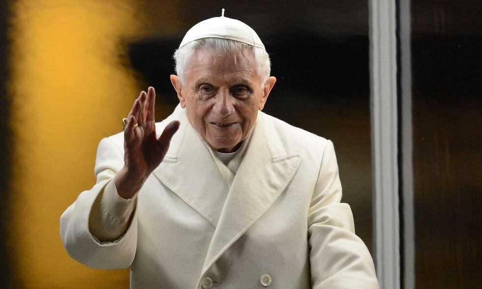 Papa Benedetto XVI - il Pontificato