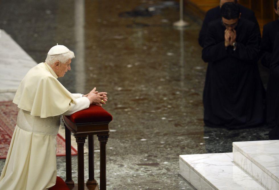L'annuncio del Papa (audio e testo)