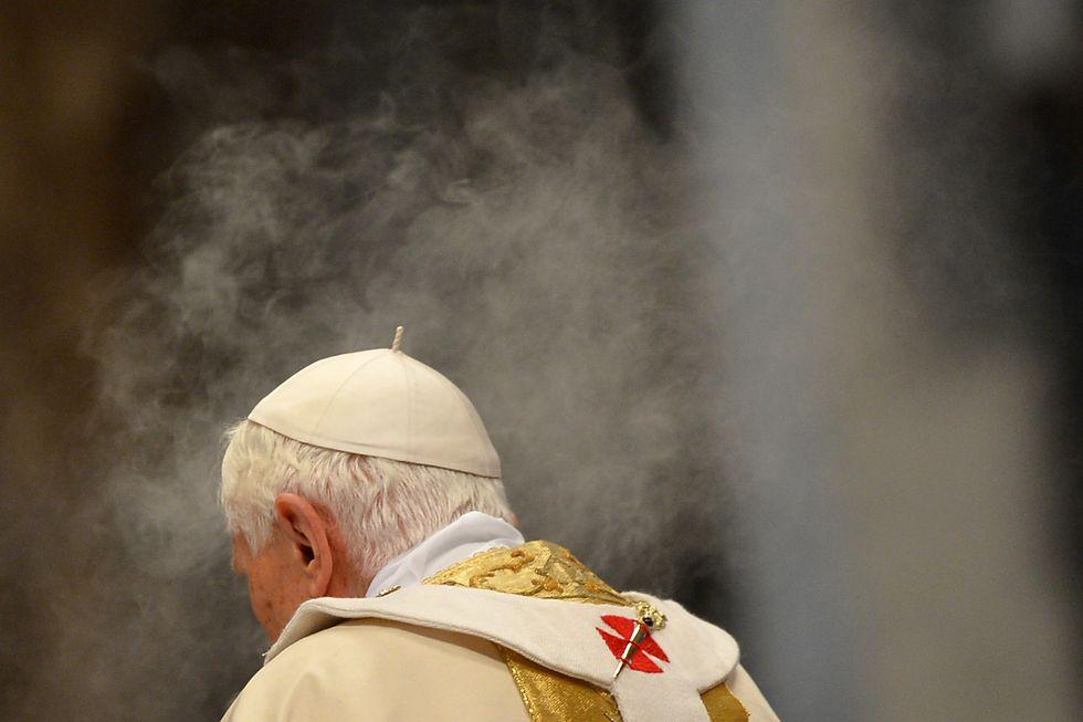 La 'Rivoluzione' di Benedetto XVI