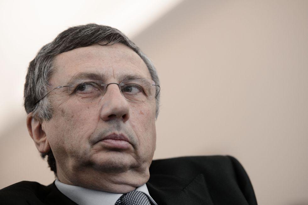 Finmeccanica, arrestato il presidente Giuseppe Orsi