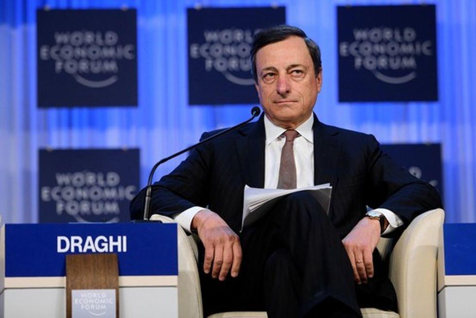 Mps, euro, recessione: Draghi è sulla graticola