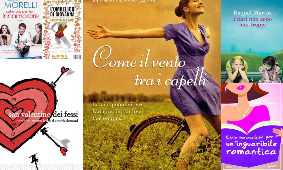 5 libri + 1 per San Valentino