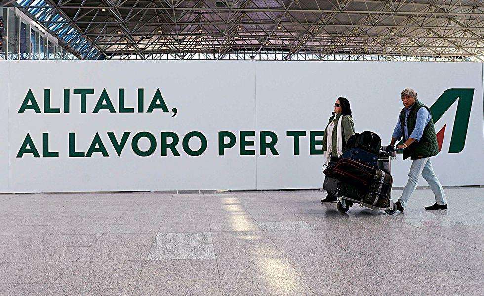 Alitalia, le cinque partite aperte
