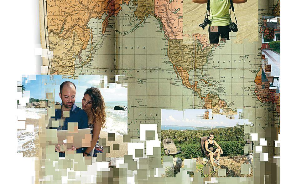 Nomadi digitali: Và dove ti porta il web