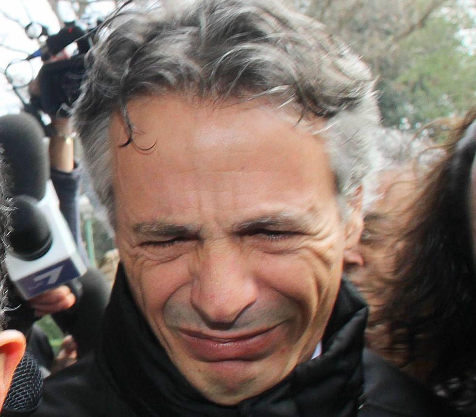 Giuseppe Mussari, l'ex combattente