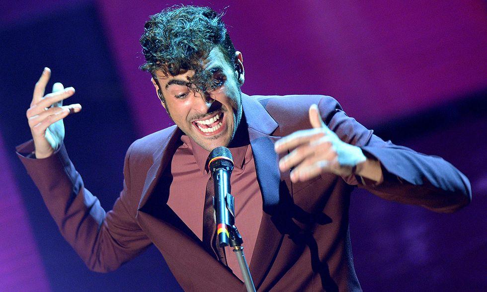 Sanremo 2013: le pagelle della terza serata. In testa Marco Mengoni (per ora)