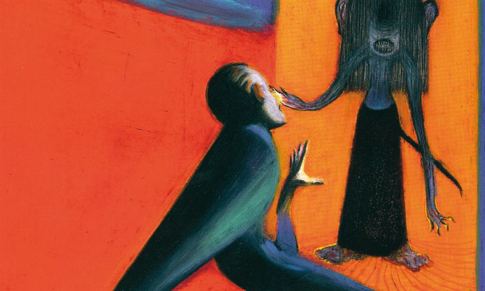Letture eretiche ed erotiche: The Raven /Il corvo