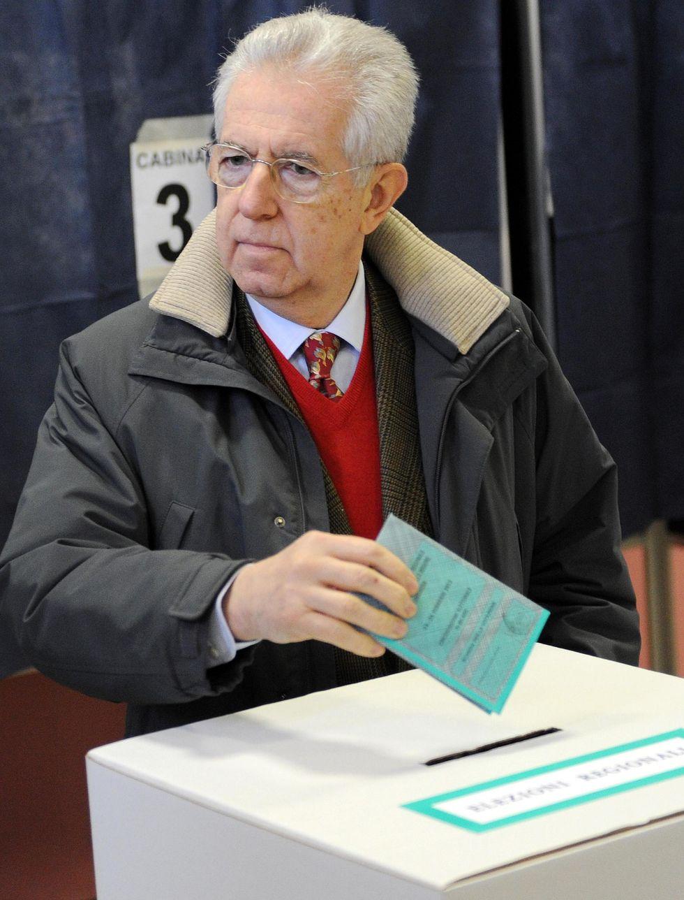 Elezioni 2013: analisi del voto - Lista Monti