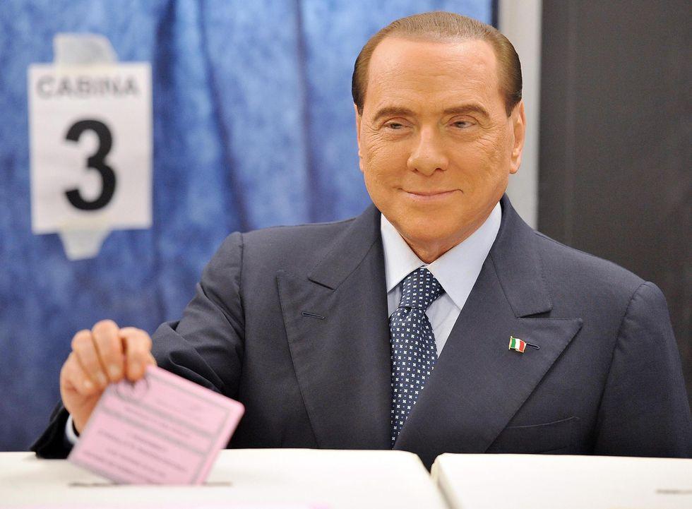 Elezioni 2013: la zampata vincente del Cavaliere