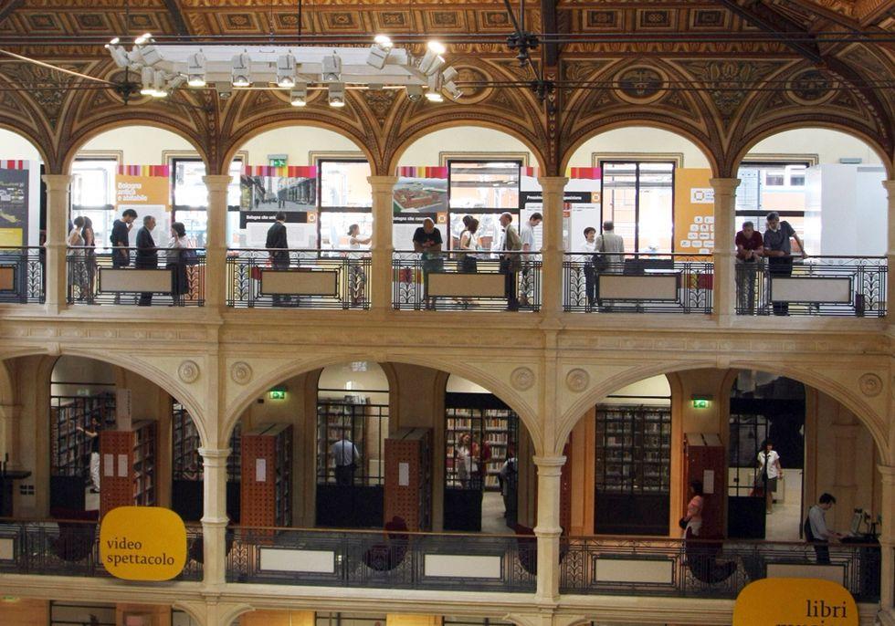 Le 10 biblioteche più belle d'Italia (secondo noi)
