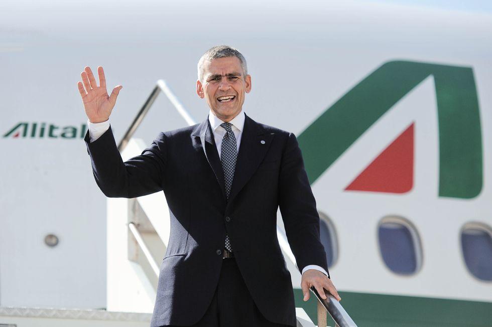 Alitalia, volo finito per Andrea Ragnetti. Ora ridateci Domenico Cempella