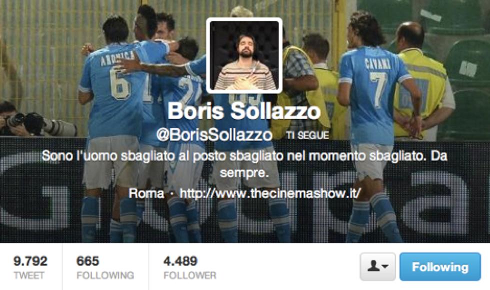 Boris Sollazzo: sono meno noioso di quanto abbia dimostrato in questa intervista