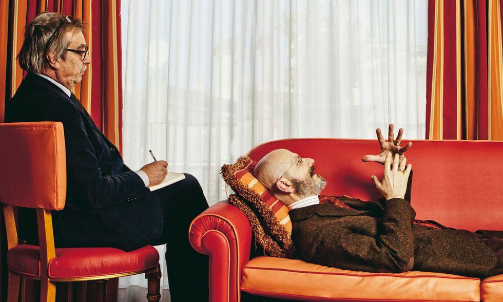 Oscar Giannino: 'Il mio complesso di laurea'