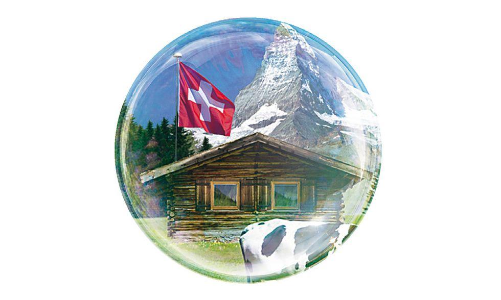Svizzera a rischio bolla immobiliare
