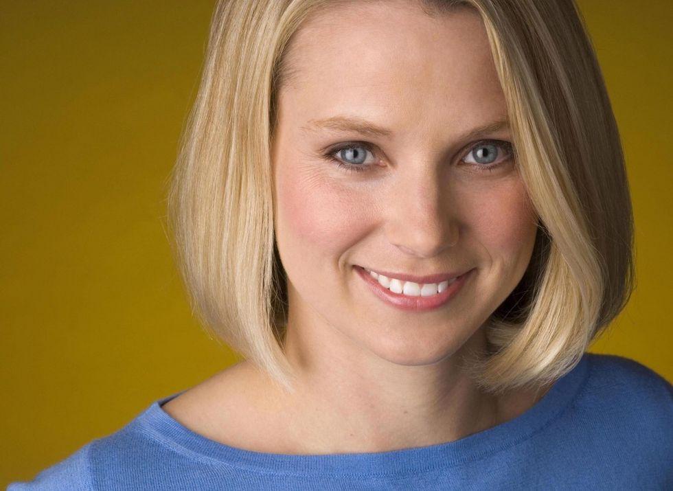 Marissa Mayer, CEO di Yahoo: il sogno si infrange?