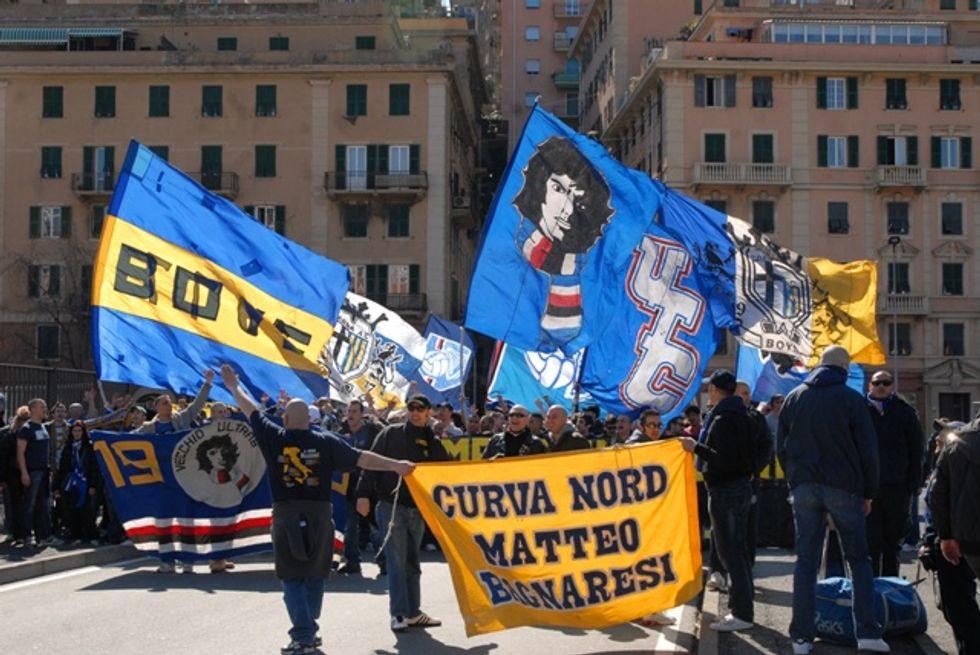 Sampdoria – Parma: che il buonsenso sia d'esempio, trasferta libera!