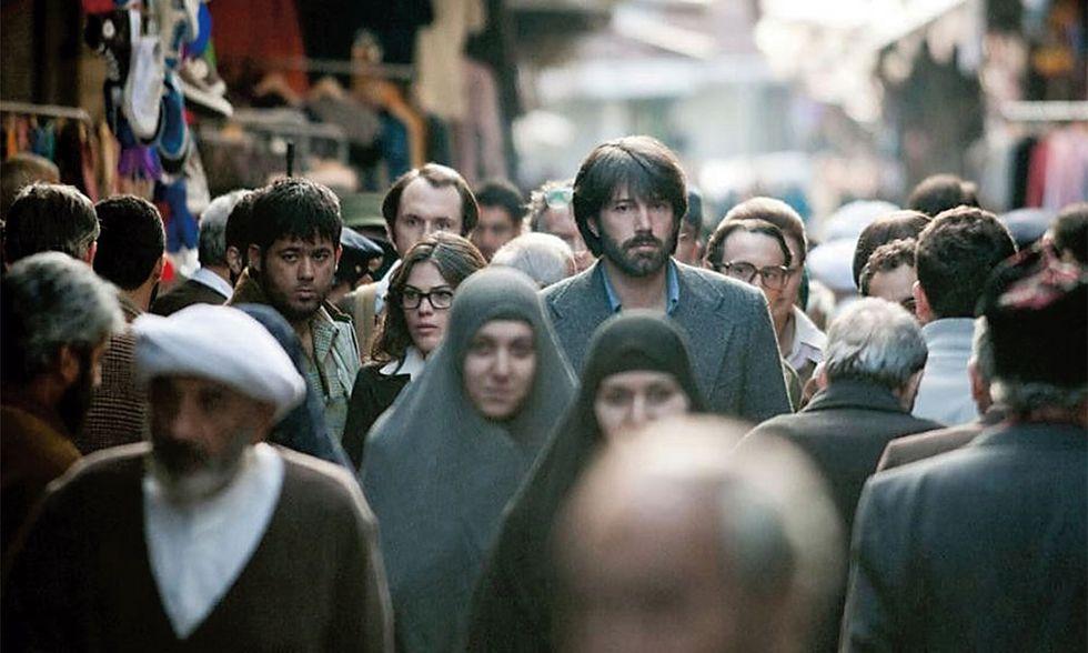 Argo di Ben Affleck: il dvd del film premio Oscar in edicola con Panorama