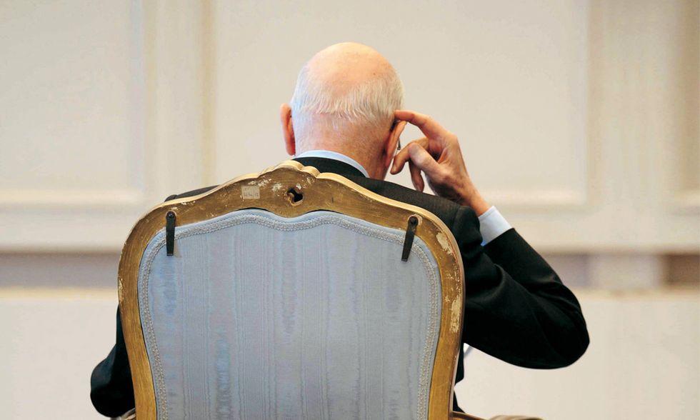 Giorgio Napolitano. Il rompicapo dello Stato