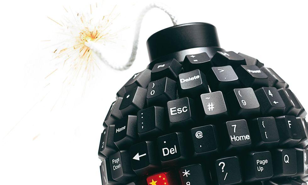Dall'hacker con furore