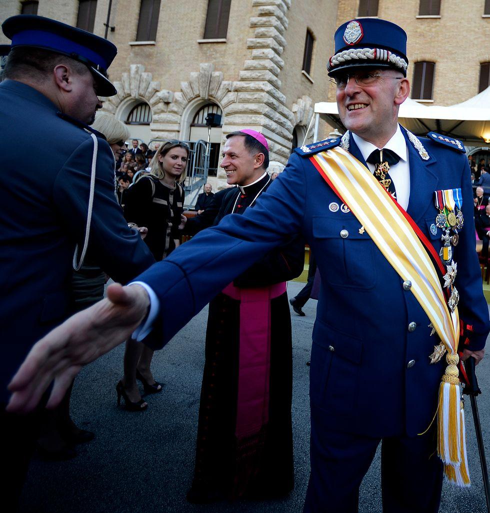 La Gendarmeria Vaticana per un anno ha intercettato tutta la curia - Precisazione di Panorama