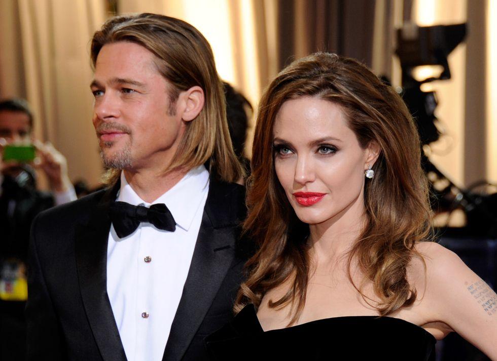 Brad Pitt e Angelina Jolie: matrimonio a maggio in Francia?