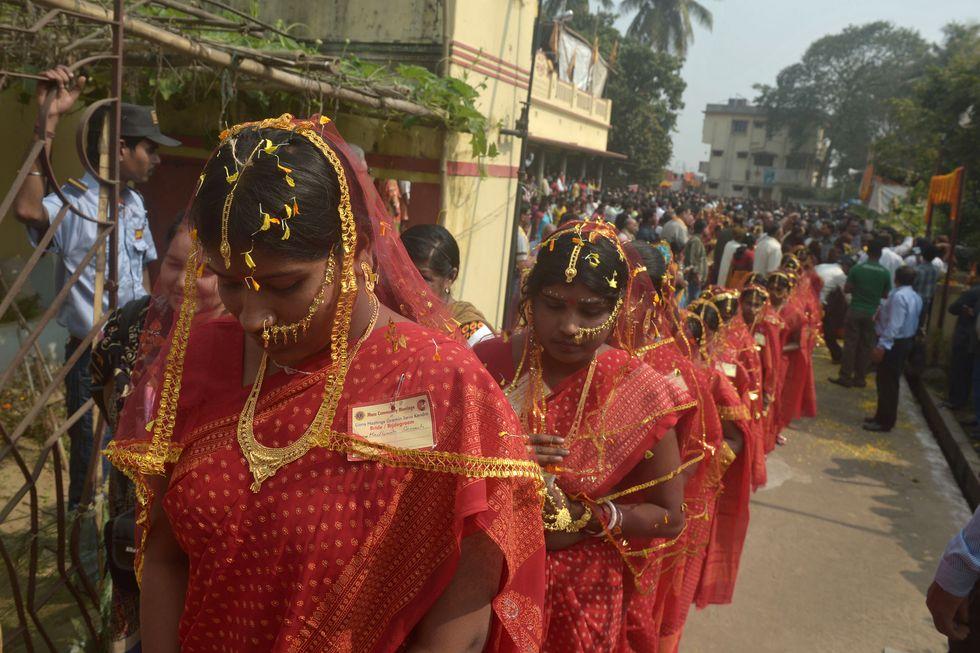 Dall'India il dramma della compravendita delle mogli